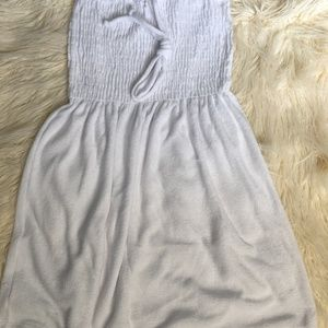 Juicy Couture Micro Terry Smoked dress, Size S